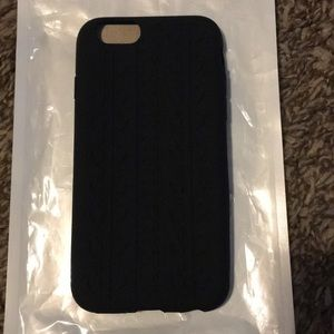 Accessories - Black case for iPhone 6/6s